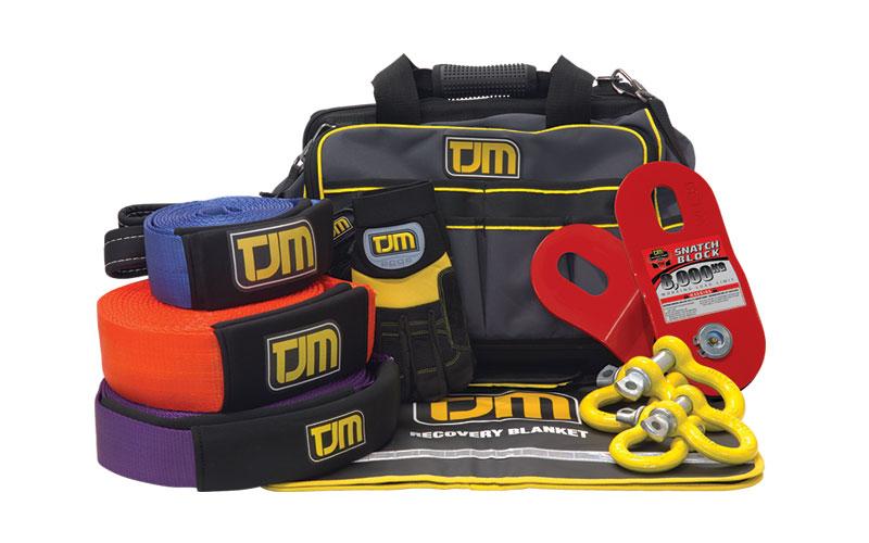 TJM Recovery kit
